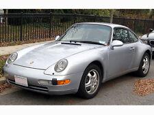 Porsche 911 993 Half Size Car Cover