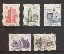 Nederland    Nummer  568/572   Postfris.