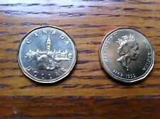 "CANADA, 1992, ""PROVINCE - 1867-1992"" $1 COIN IN FRESH UNCIRUCULATED CONDITION"