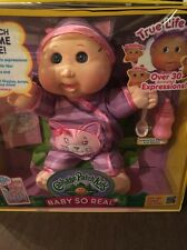 Cabbage Patch Kids Baby So Real Interactive Baby Blonde June 10 Birthday - NEW