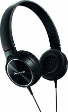 NEW Pioneer SE-MJ522 Fully-Enclosed Dynamic Foldable Stereo Headphones - Black