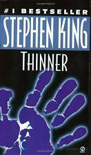 Thinner by Richard Bachman and Stephen King (1985, Paperback, Reissue)