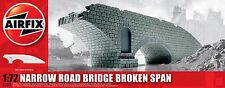 Airfix diorama résine narrow road bridge (broken span) nouveau 1/72-1/76