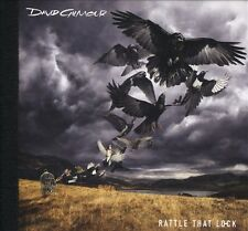 David Gilmour (The Voice and Guitar of PINK FLOYD) - Rattle That Lock - NEW CD