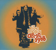 THE YOUNG TRADITION Oberlin 1968 CD NEW Fledg'ling FLED 3094 Ohio folk psych