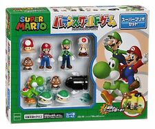 Super Mario Bros Figure Balance World Game Super Mario Set Epoch Japan