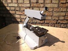 USSR microscope biology Research