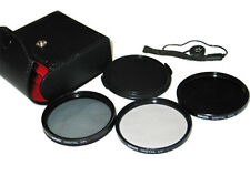 58mm FILTER KIT FOR CANON EOS REBEL ZOOM TI 2000 X NEW
