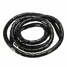 16 Feet Spiral Wire Wrap Tube Manage Best For PC Computer Cinema Cable 16mm N3