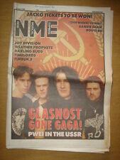NME 1988 JUN 11 POP WILL EAT ITSELF JOY DIVISION TIMBUK