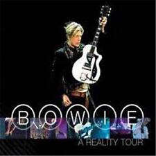 DAVID BOWIE A REALITY TOUR 2 CD NEW