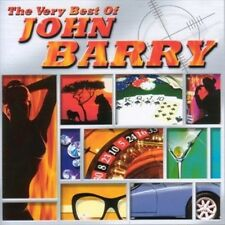 The Very Best of John Barry [Sony BMG] New CD