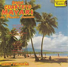 Placido Acevedo Original Cuarteto Mayari Linda Triguena CD New No Plastic Cover