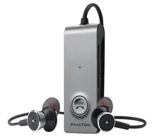 Phiaton BT 220 NC Wireless Bluetooth Headphone Noise Cancelling Earbuds BT220NC