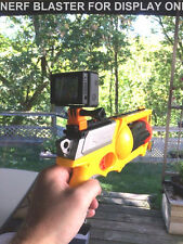 Nerf GoPro Mount ATTACHMENT  weaver picatinny tactical mod Blaster custom HD FPS