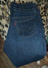 Vintage Levi single stitch 517-0217 boot cut blue jeans 38+34 !