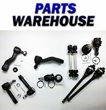 12Pc Kit Front Suspension Kit For 1999-06 Chevrolet & Gmc Trucks 4X4 Ball Joints