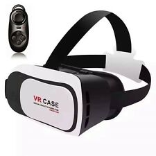VR Box Adjust Cardboard 2.0 Version Virtual Reality 3D Glasses with controller