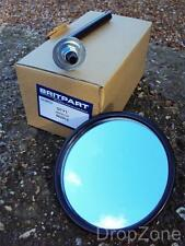 NEW Round Mirror Head 125mm & Arm Land Rover Series I/II/III 1/2/3 L/H, R/H