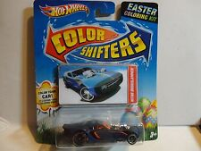Hot Wheels Color Shifters Blue Nitro Doorslammer