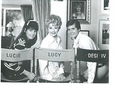 Lucille Ball Desi Arnaz Jr Lucie Arnaz 8x10 photo C4414
