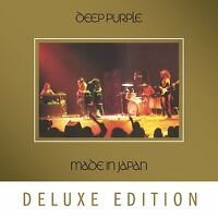 """DEEP PURPLE Made In Japan DELUXE Box Set  4 x CD + DVD +  7""""  2014 NEW & SEALED"""