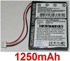 Batterie 1250mAh type SIMPLOM420102829 Pour TomTom Pro 8000