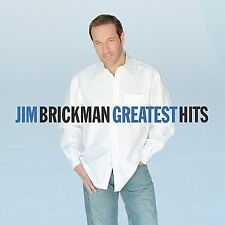 JIM BRICKMAN GREATEST HITS CD Dave Koz, Collin Raye, Michael W. Smith
