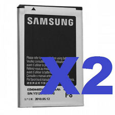 2x Genuine OEM SAMSUNG Battery EB404465VA For SAMSUNG SCH-R455C Authentic