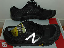 New Balance minimus running shoes minimalist trail MT10BS2 mens 11 2E wide black