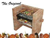 Bar-Be-Quick Build In Grill & Bake Barbecue