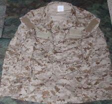 AOR1 NWU Type II Desert Shirt Blouse Top US Navy SEAL Large-Regular LR
