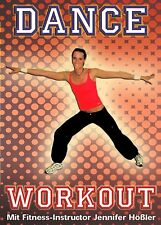 DVD  -  Dance Workout  -  FITNESS