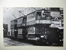 ENG152 - LIVERPOOL CORPORATION TRAMWAYS - Early TRAM Photo