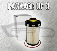 FUEL FILTER GF67L FOR DODGE 6.7L TURBO DIESEL - PACKAGE OF THREE - 1 OF 3 TYPES