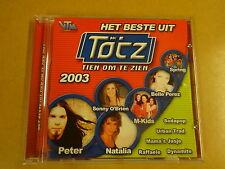 CD VTM / HET BESTE UIT TIEN OM TE ZIEN  2003