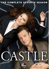 CASTLE: THE COMPLETE SEVENTH SEASON 7 SEVEN (DVD, 2015, 5-Disc Set) BRAND NEW