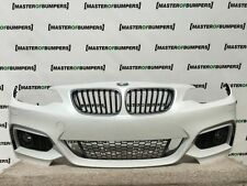 BMW 2 SERIES F22 F23 M SPORT COUPE CABRIO FRONT BUMPER FULLY COMPLETE [B549]