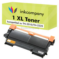 1 toner compatible con Brother tn 2220 XL Black negro para la impresora dcp-7060d