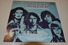 VA Sampler - Auf gut Deutsch - 70er 80er - Album Vinyl Schallplatte LP