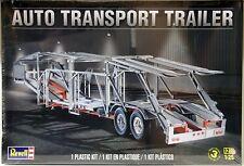 Revell Monogram Auto Transport Trailer  model kit 1/25