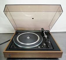 vintage hifi turntable record player Vollautomatik Plattenspieler Dual 1228 CS34