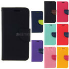 Deluxe Wallet Leather Flip Magnetic Case Cover Stand For Sony Xperia Z/Z1/Z2/Z3