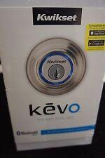 BRAND NEW SEALED Kwikset Kevo Bluetooth Enabled Deadbolt Smart Lock 99250-002