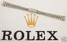 ROLEX DAMEN VINTAGE JUBILEE ARMBAND - 1960er - 6251D & 68 - 13mm - BRACELET