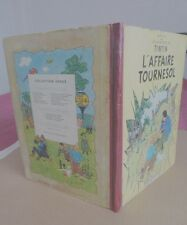 album tintin   l ' affaire tournesol   eo   francaise  1956  B  19