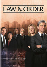 Law & Order - The Fourteenth Year (DVD, 2014, 6-Disc Set) New Sealed.
