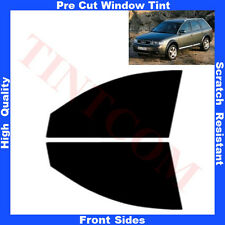 Pre Cut Window Tint Audi A6 5 Doors Allroad 2000-2006 Front Sides Any Shade