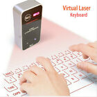 Virtual Laser Projection Keyboard Wireless Bluetooth For Smartphone PC Laptop UK