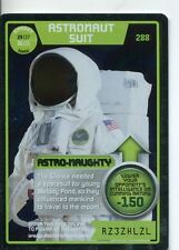 Doctor Who Monster Invasion Extreme Card #288 Astronaut Suit